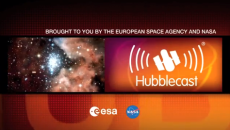 Hubblecast Intro